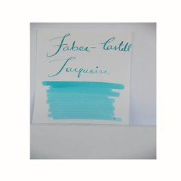Faber-Castell Graf Von Faber-Castell Turquoise - 75ml Bottled Ink