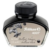 Pelikan Pelikan 4001 Brilliant Black - 62.5ml Bottled Ink
