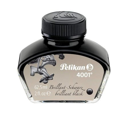 Pelikan Pelikan 4001 Brilliant Black -