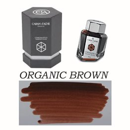 Caran D' Ache Caran D' Ache Organic Brown -