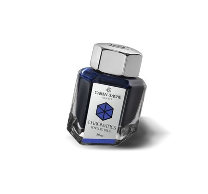 Caran D' Ache Caran D' Ache Idyllic Blue -