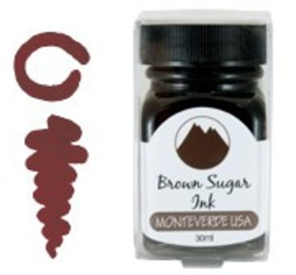 Monteverde Monteverde Brown Sugar - 30ml Bottled Ink