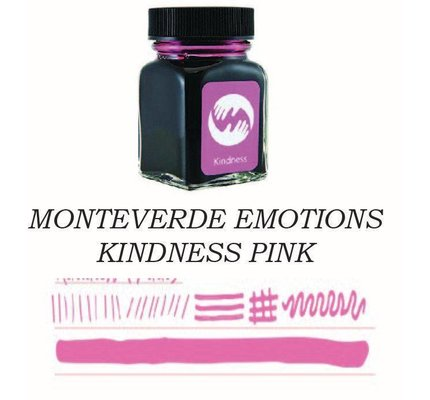 Monteverde Monteverde Kindness Pink - 30ml Bottled Ink