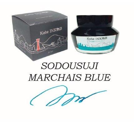 Sailor Sailor Kobe No. 48 Sodousuji Marchais Blue -
