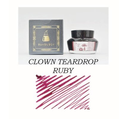 Sailor Sailor Bungubox Clown Teardrop Ruby -