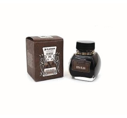 Platinum Platinum Classic Sepia Black - 60ml Bottled Ink