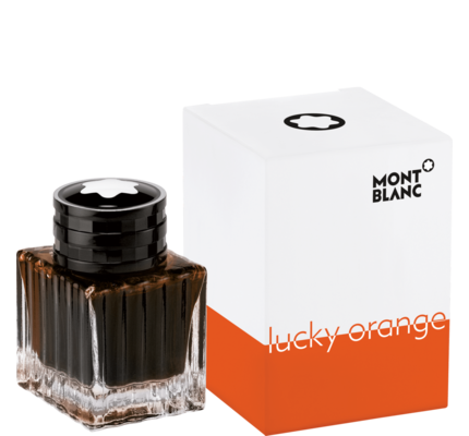 Montblanc Montblanc Lucky Orange - 30ml Bottled Ink