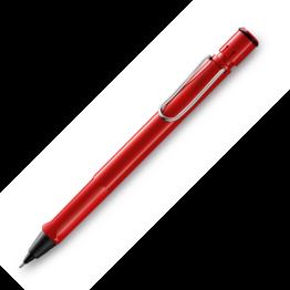Lamy Lamy Safari Red Mechanical Pencil .5mm