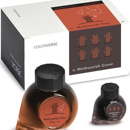 Colorverse Colorverse No. 57 & 58 Methuselah Tree & Methuselah Grove - 65ml + 15ml Bottled Ink