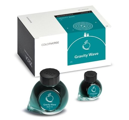 Colorverse Colorverse No. 15 Gravity Wave - 65ml + 15ml Bottled Ink