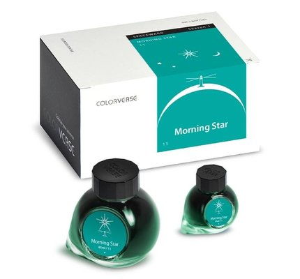 Colorverse Colorverse No. 11 Morning Star - 65ml + 15ml Bottled Ink