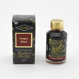 Diamine Diamine Shimmering Dragon Blood (Gold) -