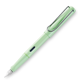 Lamy Lamy Safari Pastel Fountain Pen Mint