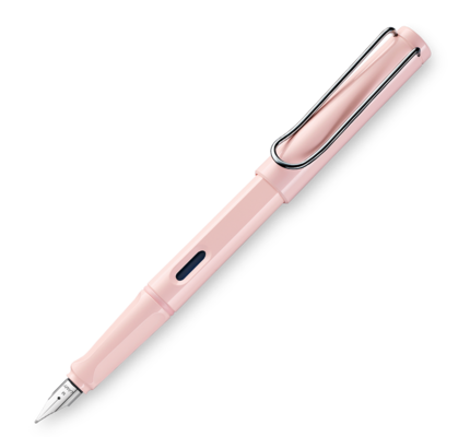 Lamy Lamy Safari Pastel Fountain Pen Rose