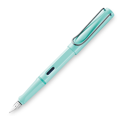 Lamy Lamy Safari Pastel Fountain Pen Light Blue