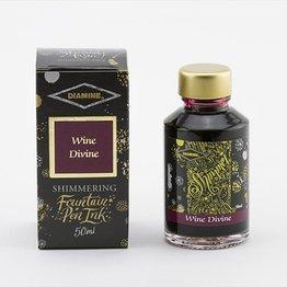 Diamine Diamine Shimmering Wine Divine (Gold) -