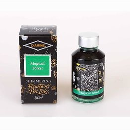 Diamine Diamine Shimmering Magical Forest (Silver) -