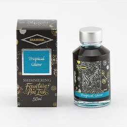 Diamine Diamine Shimmering Tropical Glow (Silver) -