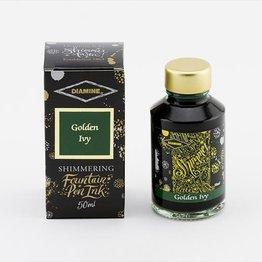 Diamine Diamine Shimmering Golden Ivy (Gold) -