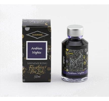 Diamine Diamine Shimmering Arabian Nights (Silver) -