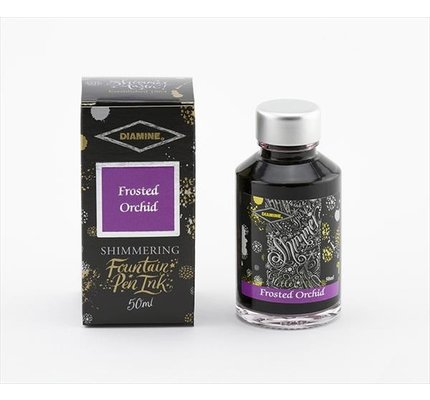 Diamine Diamine Shimmering Frosted Orchid (Silver) -
