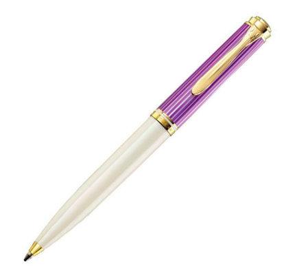 Pelikan Pelikan K600 Violet-White Ballpoint