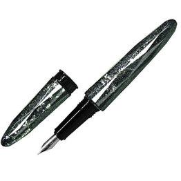 Benu Benu Briolette Silver Ore Fountain Pen