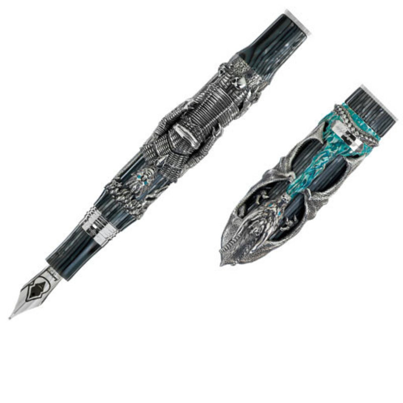 Montegrappa Montegrappa Limited Edition Game of Thrones Winter is Here Fountain Pen