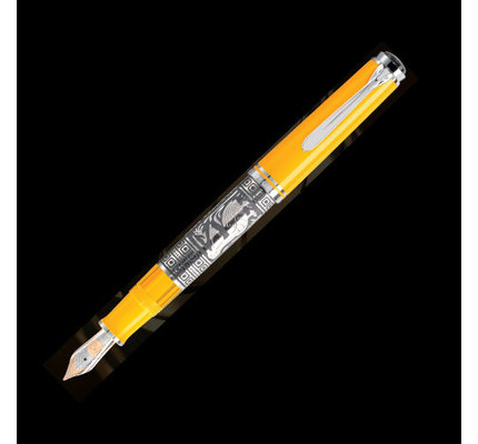 Pelikan Pelikan Toledo M710 Series Fountain Pen Yellow