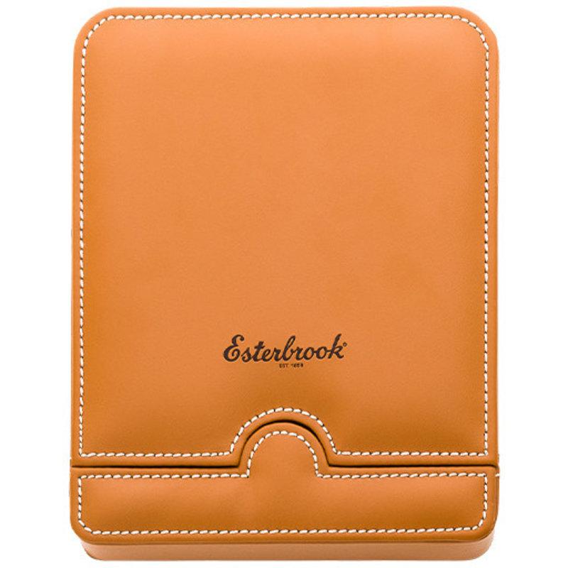 Esterbrook Esterbrook Six Pen Nook Saddle with White Stitching