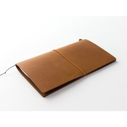 Traveler's Notebook Regular Size Camel