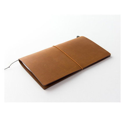 Traveler's Traveler's Notebook Regular Size Camel