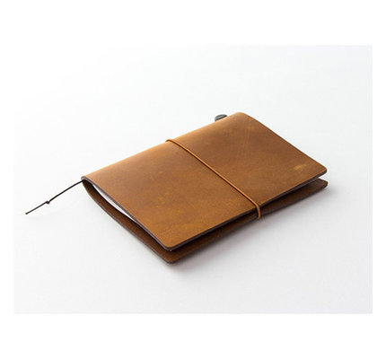 Traveler's Traveler's Notebook Passport Size Camel