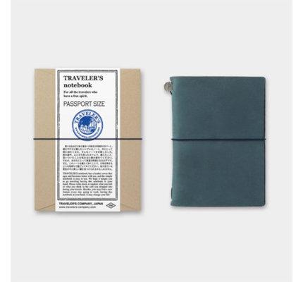 Traveler's Traveler's Notebook Passport Size Blue