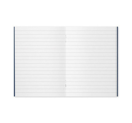 Traveler's Traveler's Notebook #001 Passport Refill Lined