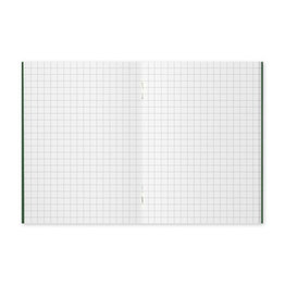 Traveler's Traveler's Notebook #002 Passport Refill Grid