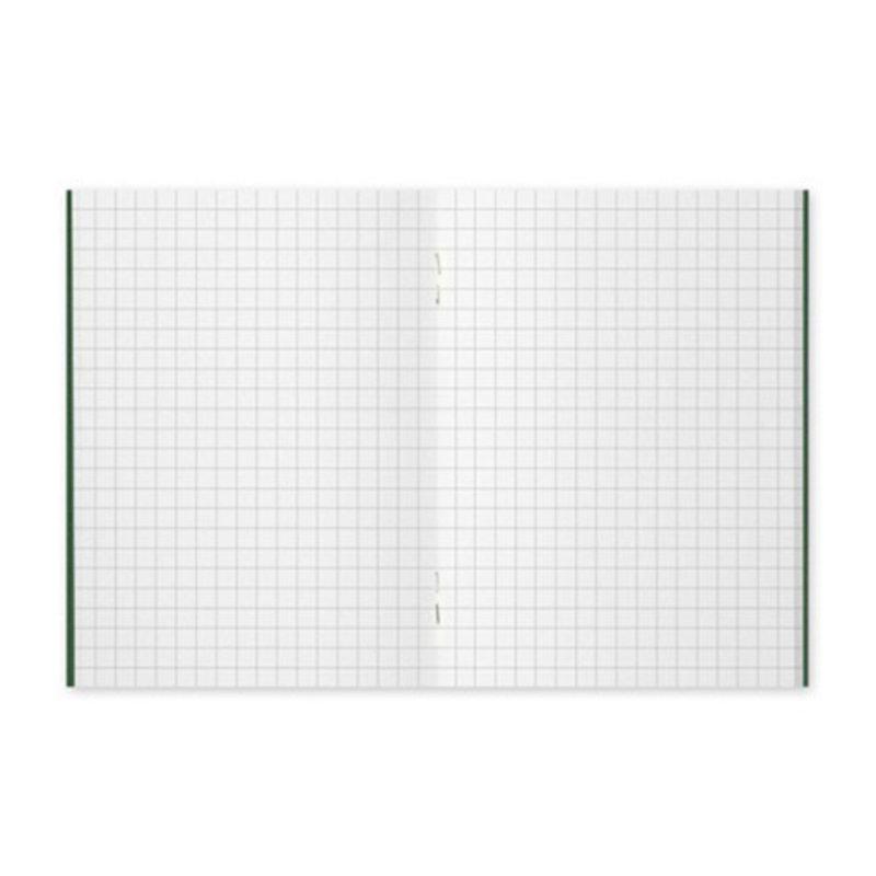 Traveler's Notebook #002 Passport Refill Grid