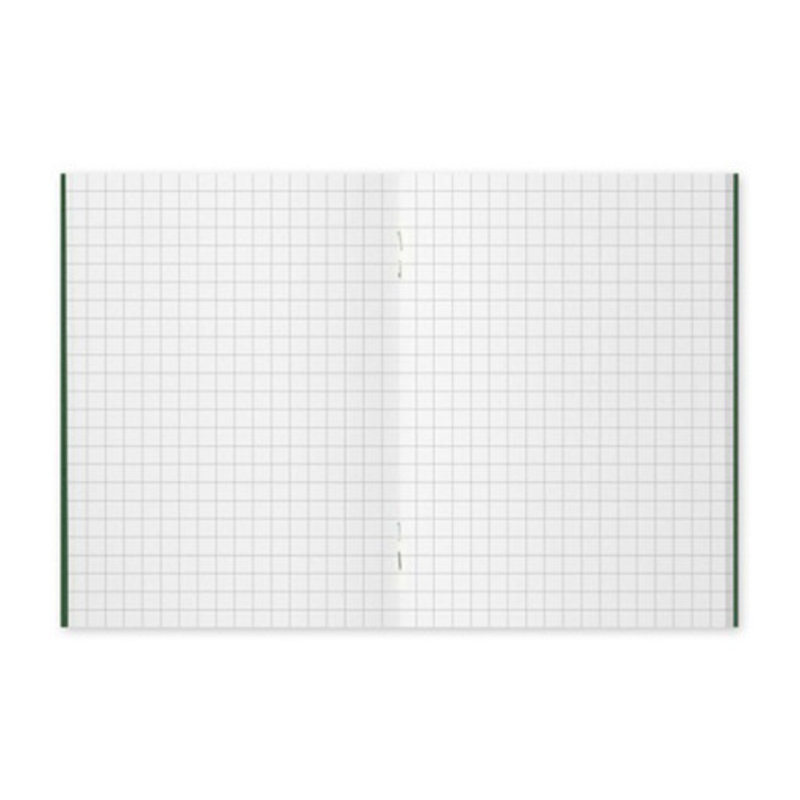 Traveler's Traveler's Notebook #002 Passport Refill Grid
