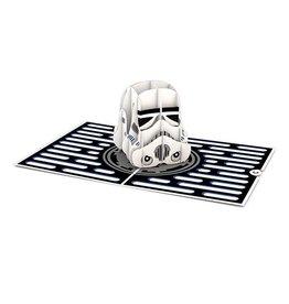 Lovepop Starwars Imperial Stormtrooper 3D Card
