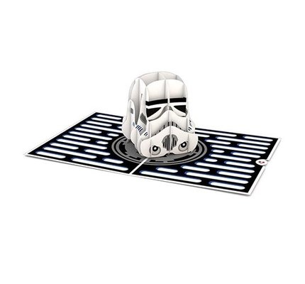 Lovepop Lovepop Starwars Imperial Stormtrooper 3D Card