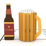 Lovepop Lovepop Beer Classic 3D Card