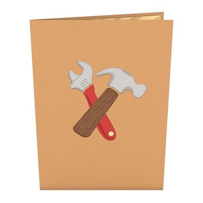 Lovepop Tool Box 3D Card