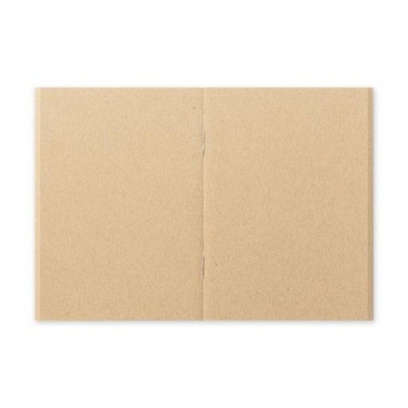 Traveler's Notebook #009 Passport Size Refill Kraft Paper 5/PK