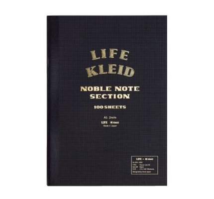 Traveler's Notebook A5 Kleid X Life Noble with Cream Paper