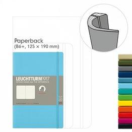 Leuchtturm1917 Leuchtturm1917 Paperback Notebook Medium (B6+)
