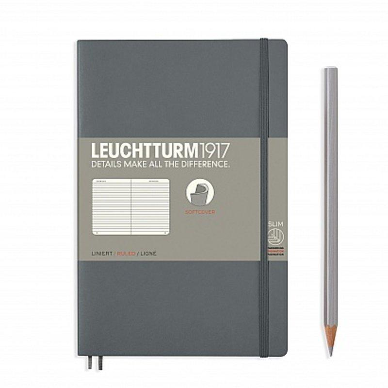 Leuchtturm1917 Leuchtturm1917 Paperback Notebook Medium (B6)