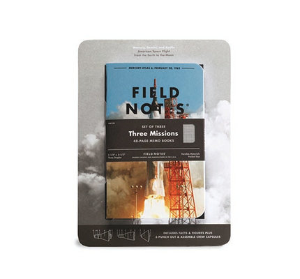 Field Notes Field Notes Three Missions Graph Notebooks