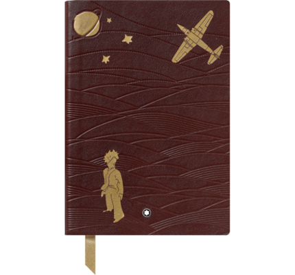 Montblanc Montblanc #146 Notebook Petit Prince Aviator Lined