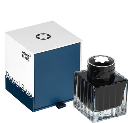 Montblanc Montblanc COY Petrol Blue Ink Bottle 50ml