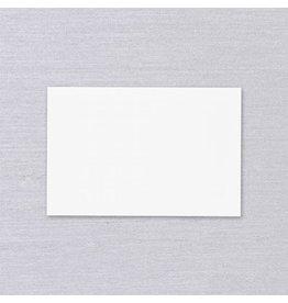 Crane Crane Pearl White Card